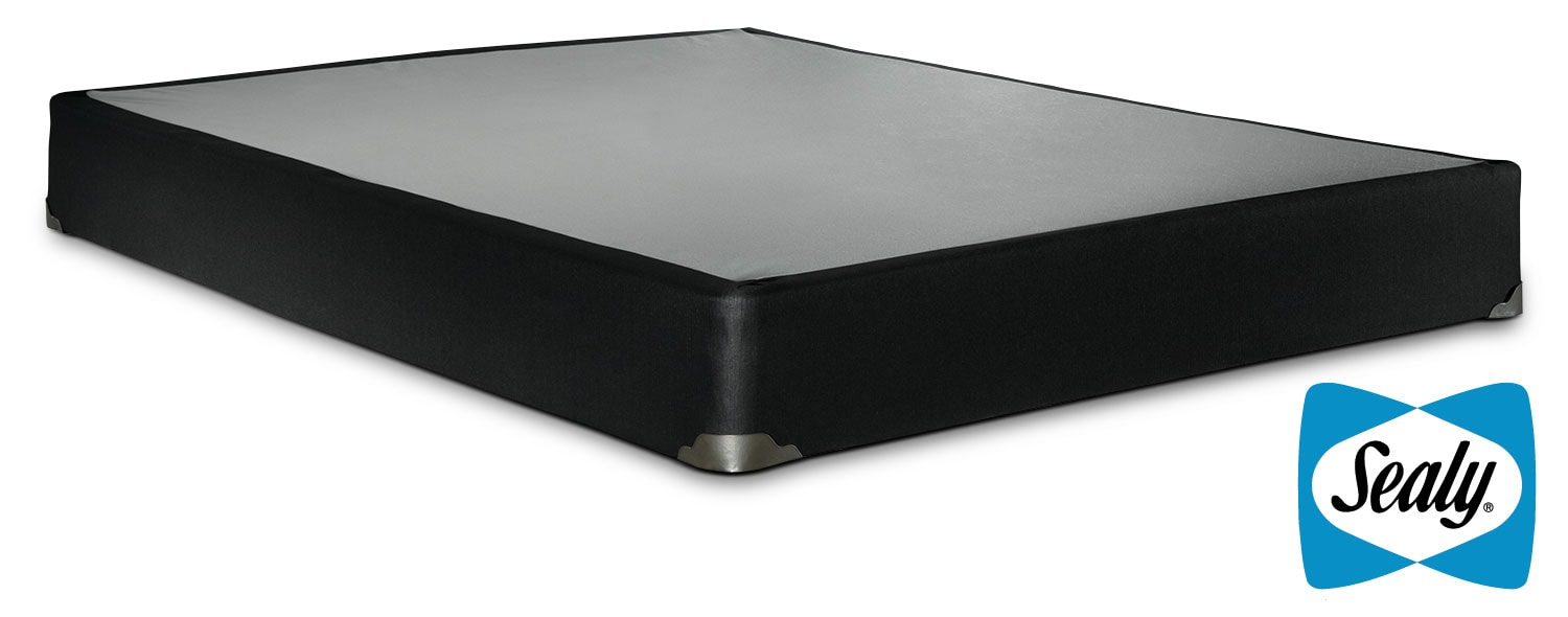 Sealy Luxury Noir Queen Boxspring
