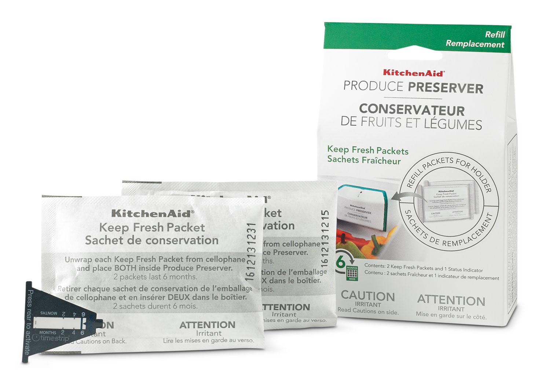 KitchenAid Produce Preserver Keep Fresh Packets – P1KG6R1B