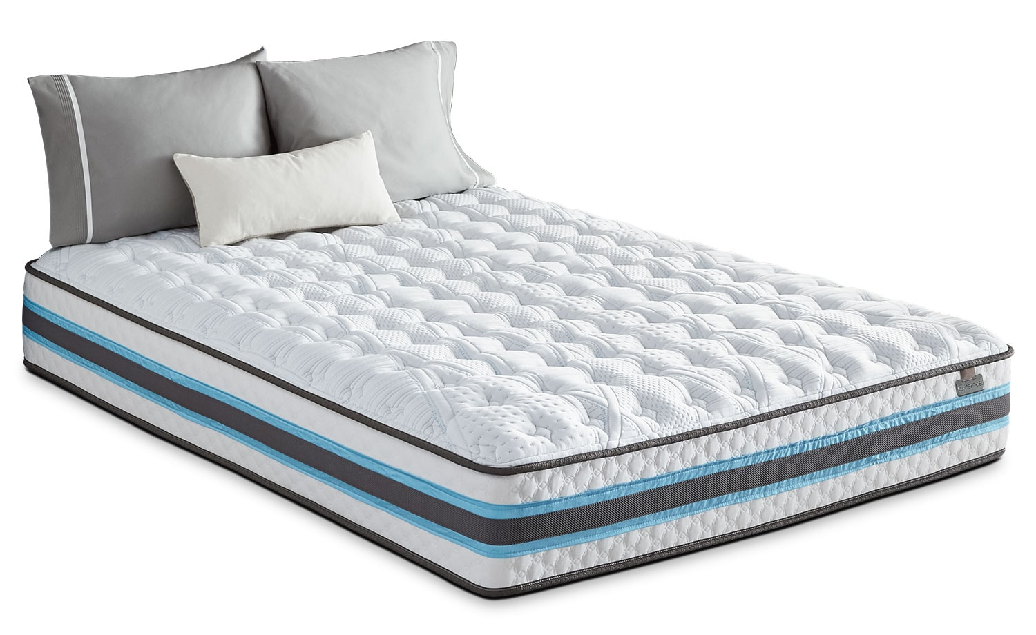 Mattresses and Bedding - Serta iSeries® Atmosphere Tight-Top Firm Queen Mattress