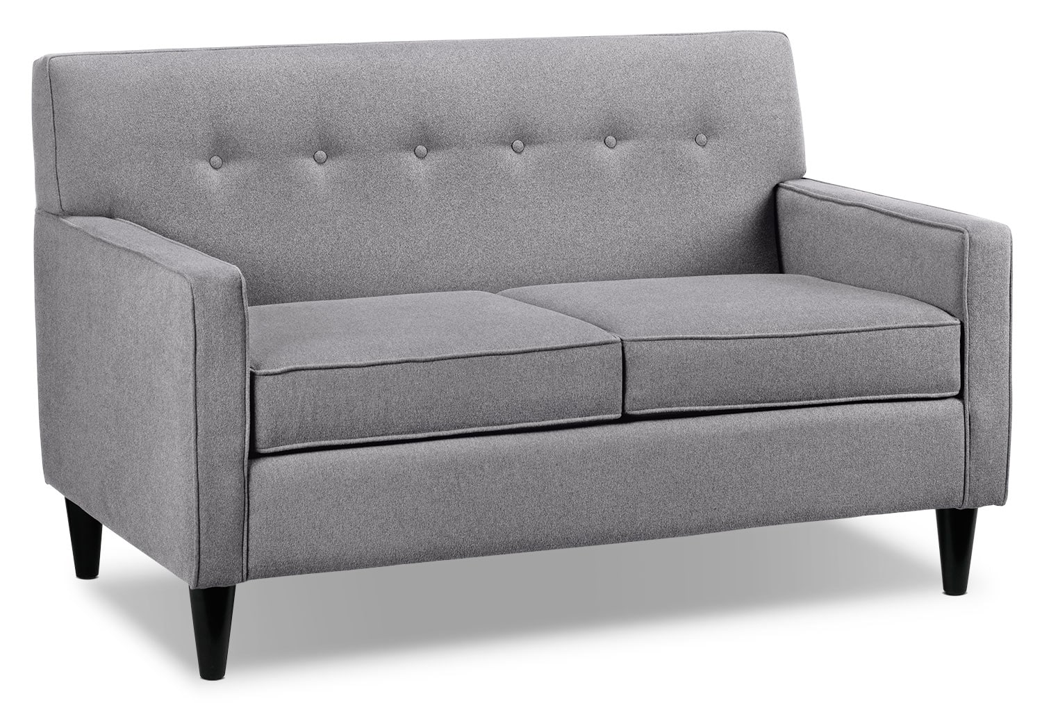 Passerina Loveseat - Grey