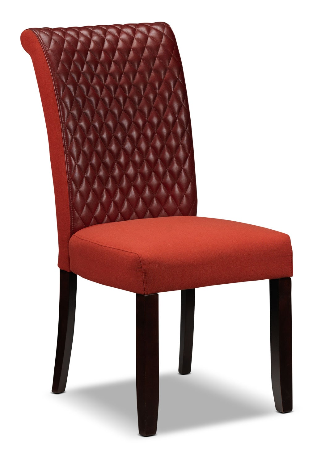 Dining Room Furniture - Flora Chair - Red