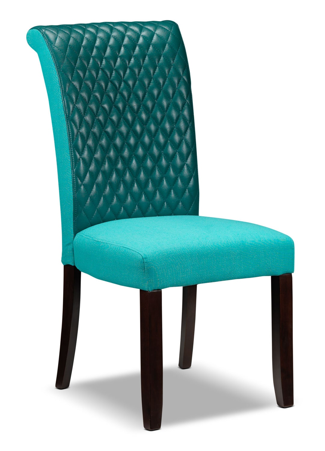Dining Room Furniture - Flora Chair - Teal