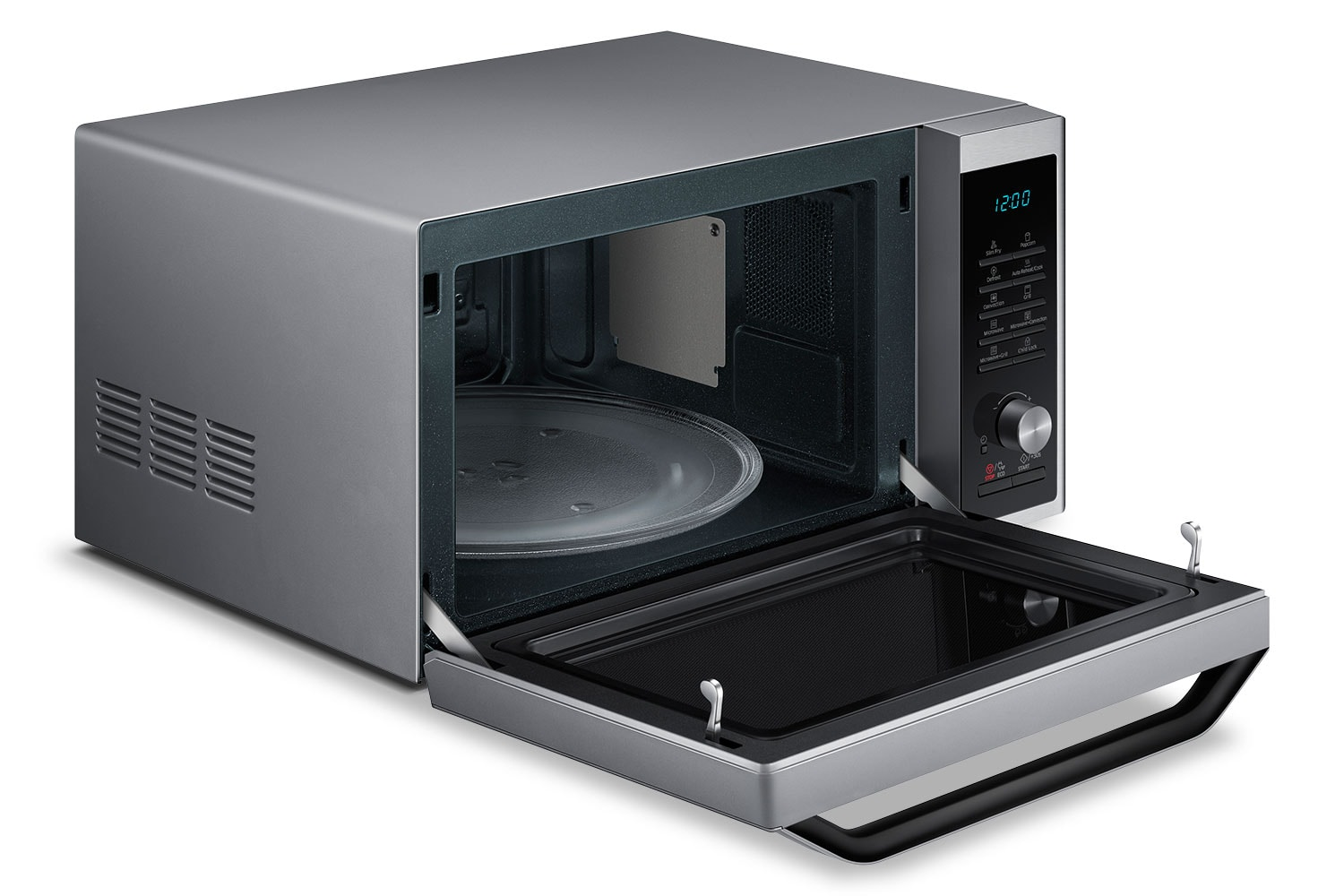 Samsung Stainless Steel Countertop Convection Microwave 1