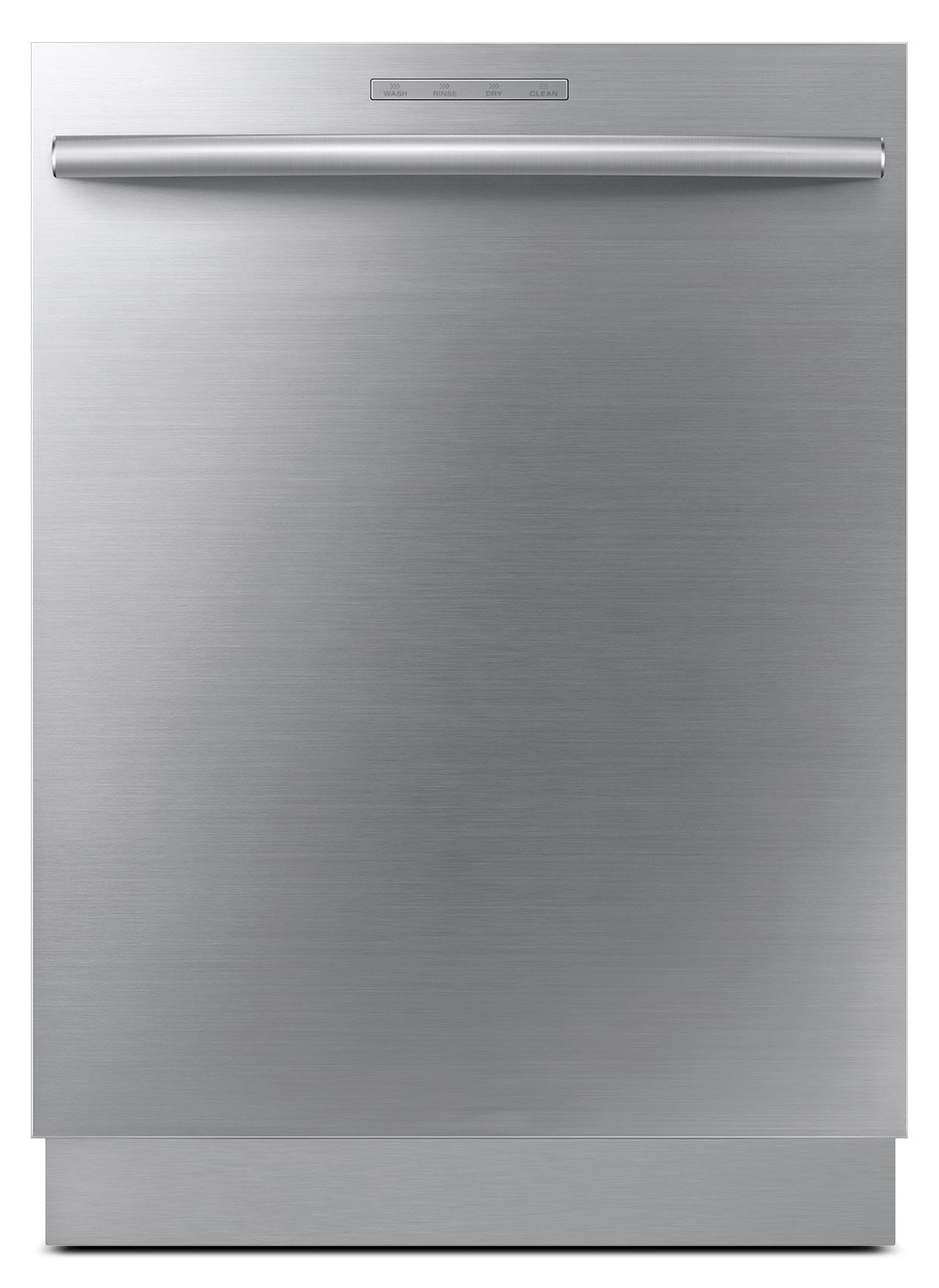 "Clean-Up - Samsung Stainless Steel 24"" Dishwasher - DW80F800UWS"
