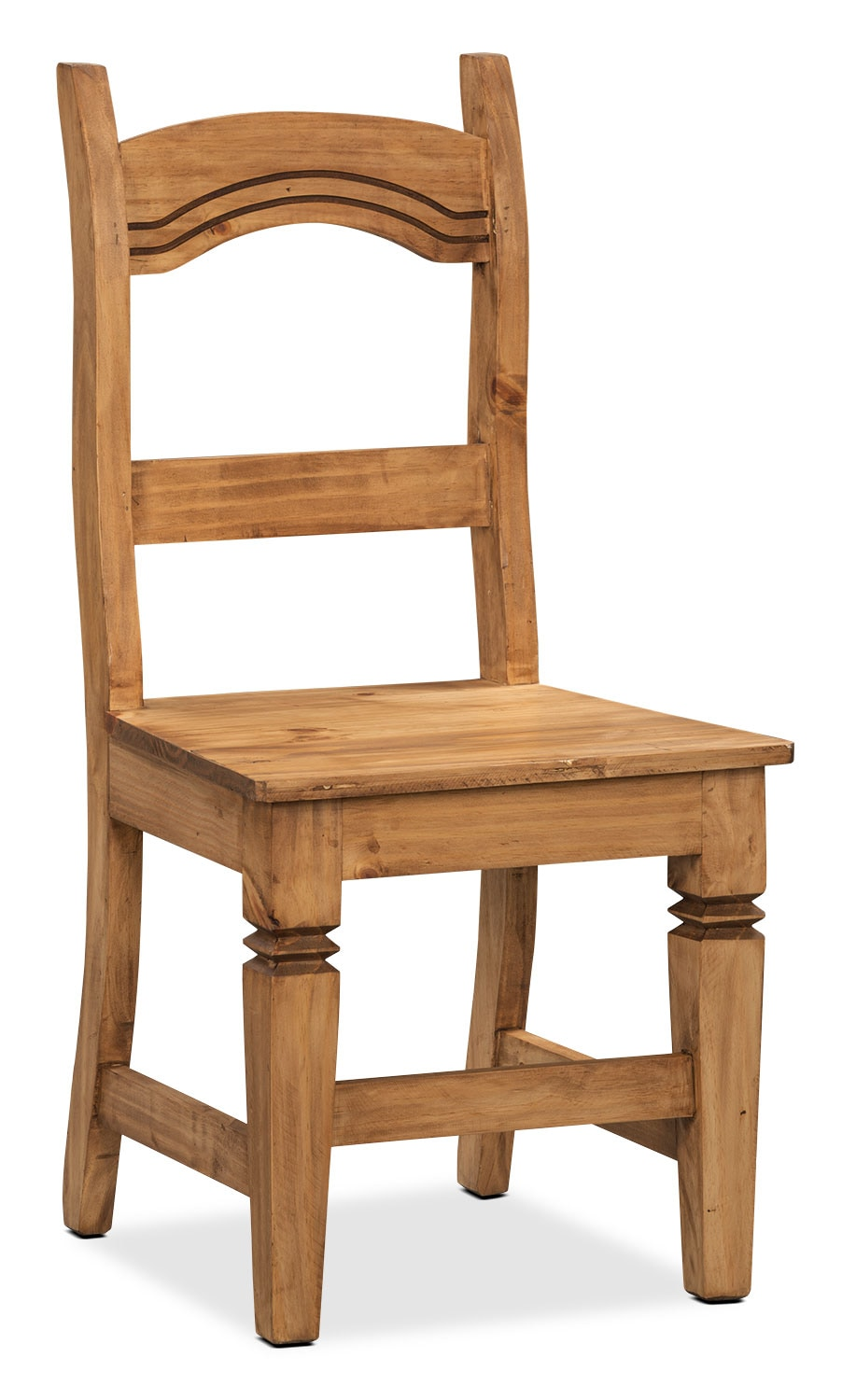 Santa Fe Rusticos Solid Pine Dining Chair
