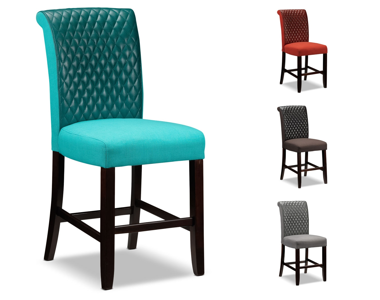 The Flora Pub Chair Collection