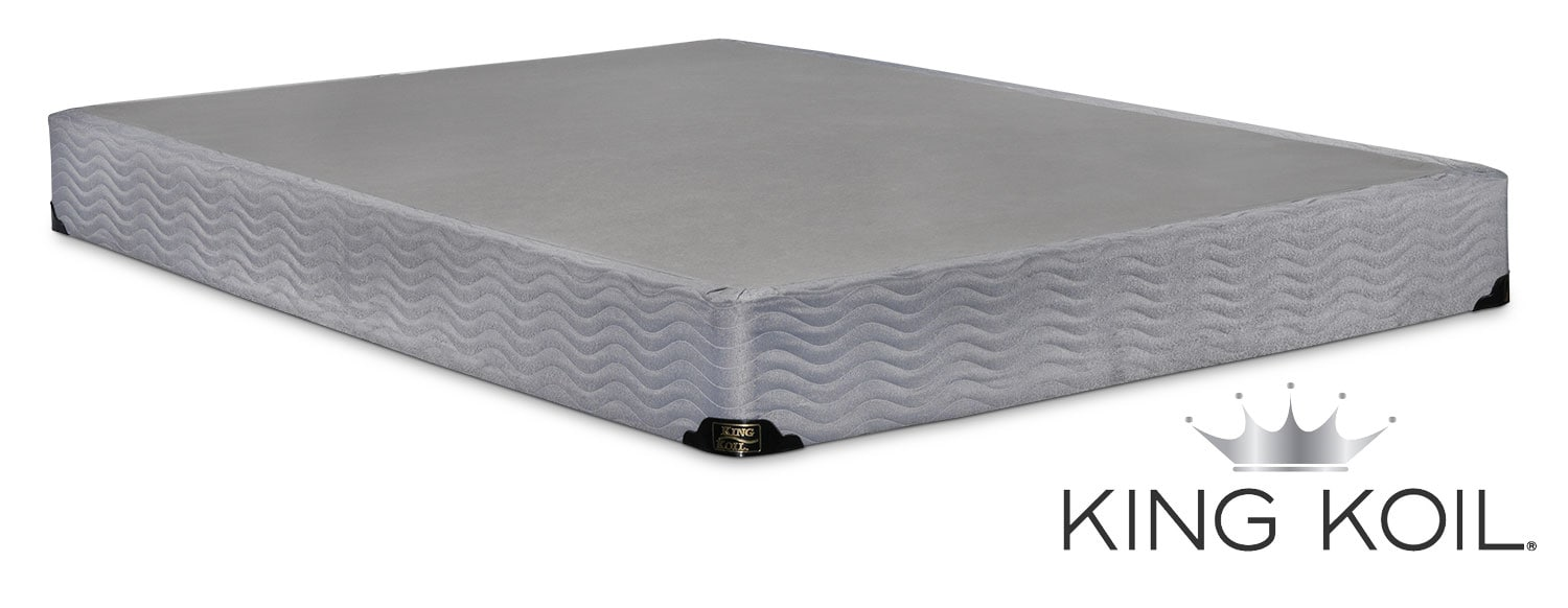 King Koil Basis Full Boxspring