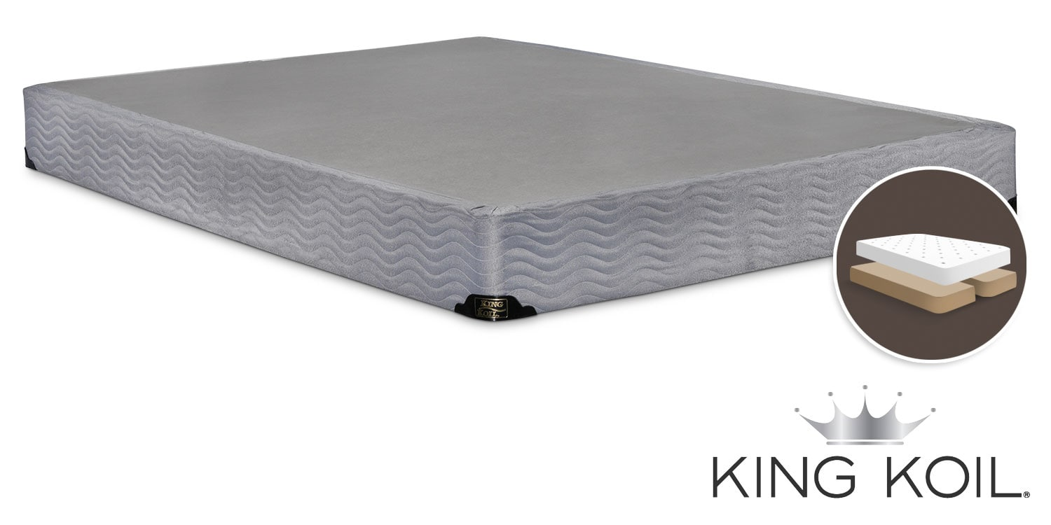 King Koil Basis King Split Boxspring