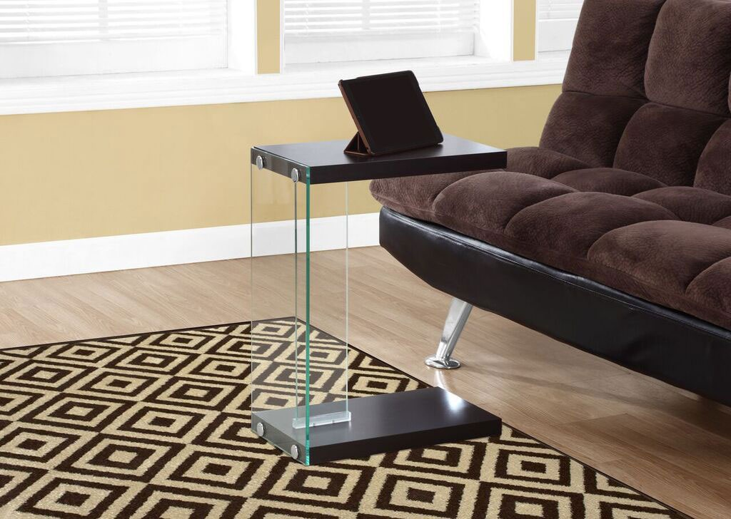 Ivan Accent Table - Cappuccino