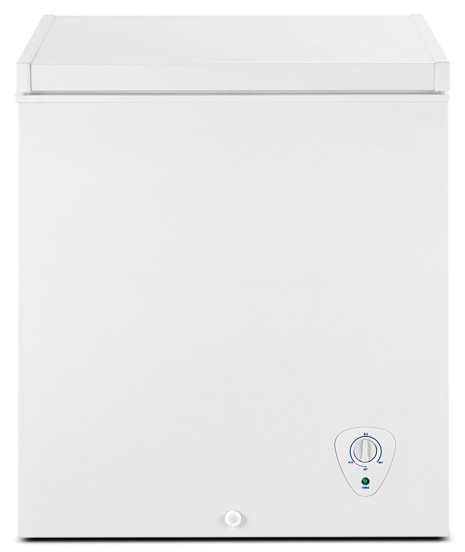 Refrigerators and Freezers - Frigidaire 5.0 Cu. Ft. Chest Freezer – FFFC05M1QW