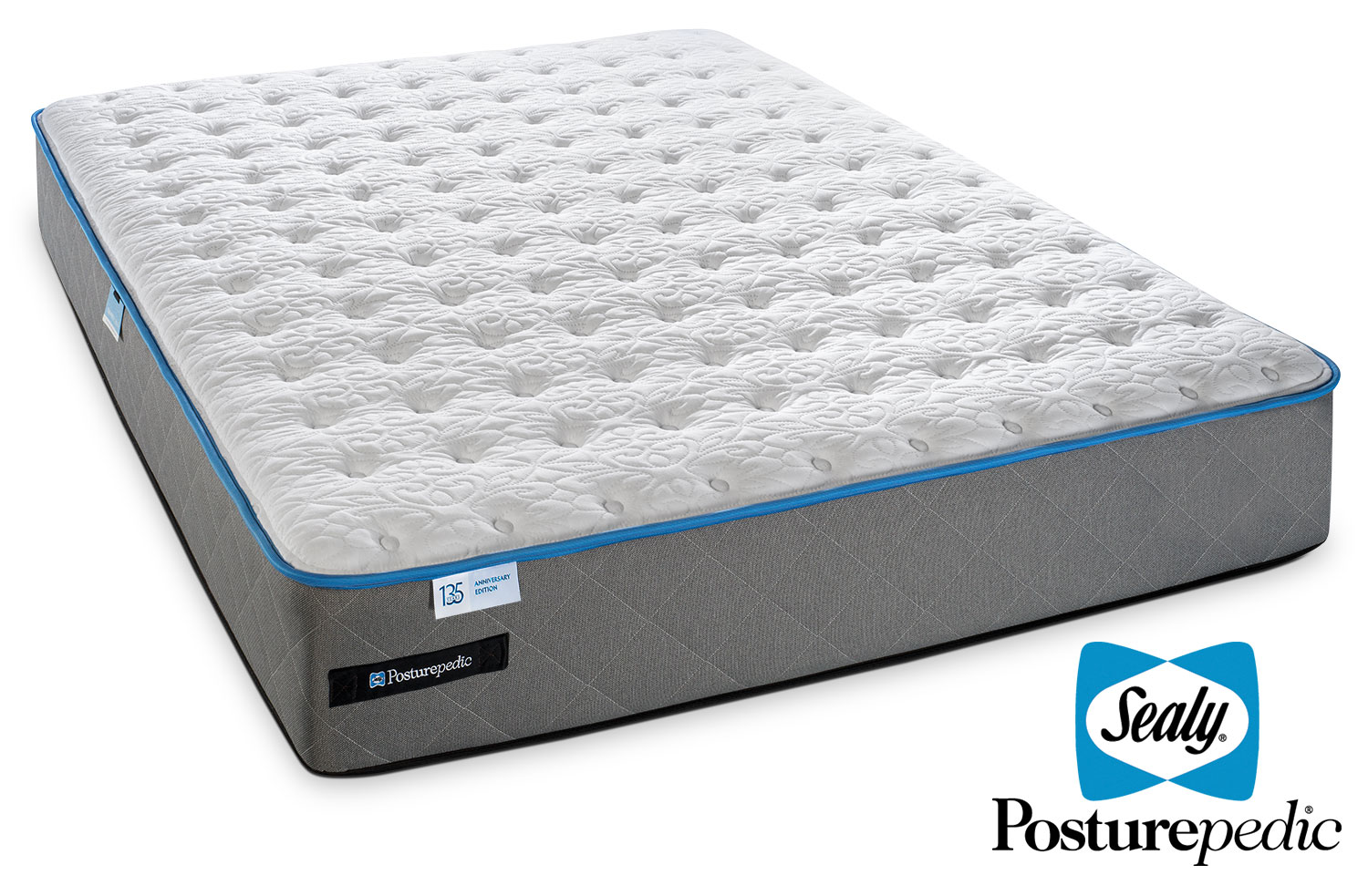 Mattresses and Bedding - Sealy Posturepedic L'Amour Firm King Mattress