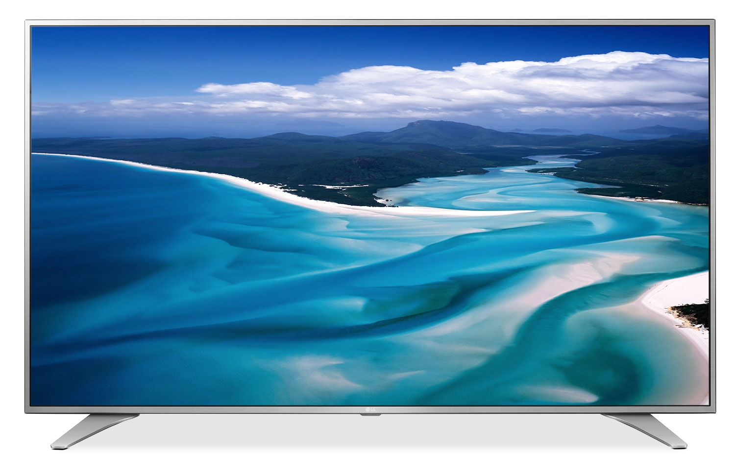 "Televisions - LG 55"" UH6550 4K UHD Smart LED TV with webOS™ 3.0"