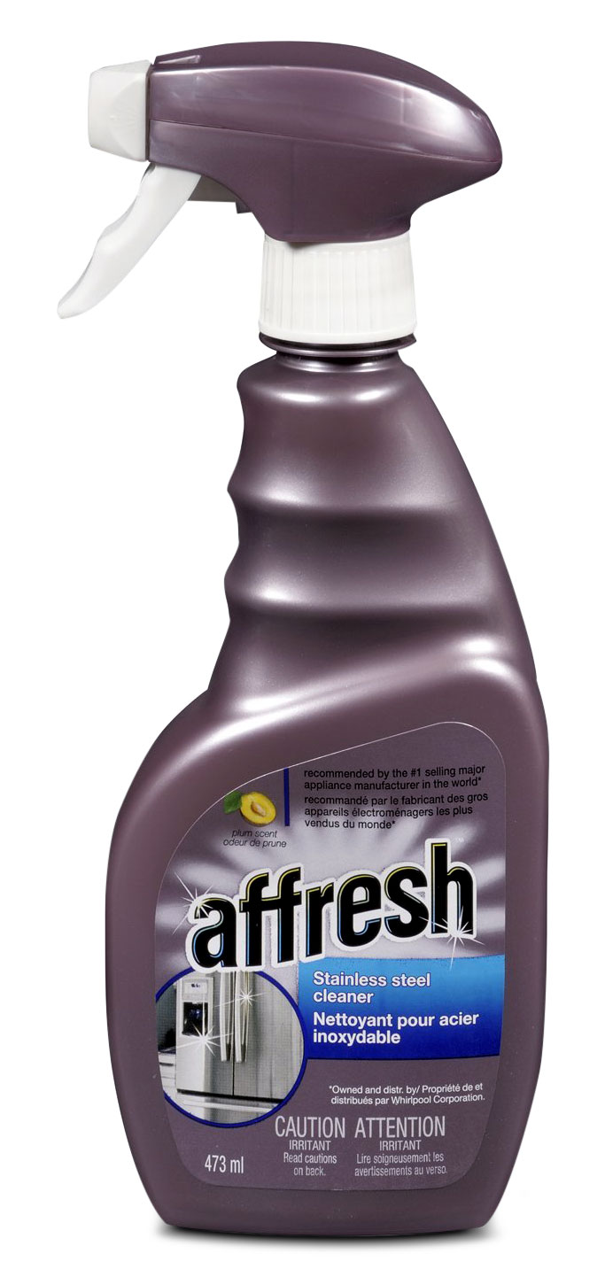 Clean-Up - Affresh Stainless Steel Cleaner - W10355016B
