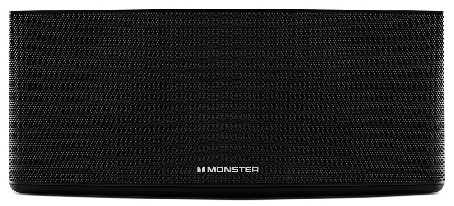 Sound Systems - Monster StreamCast S1 High-Definition Wireless Speaker