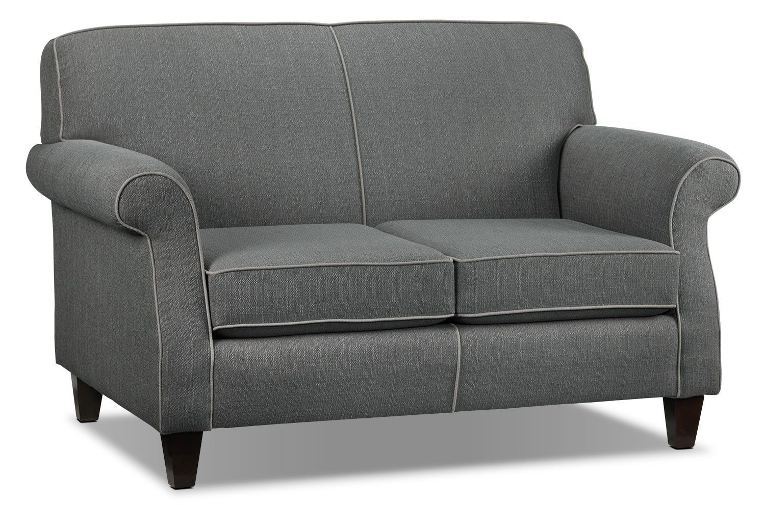 Aristo Loveseat - Grey