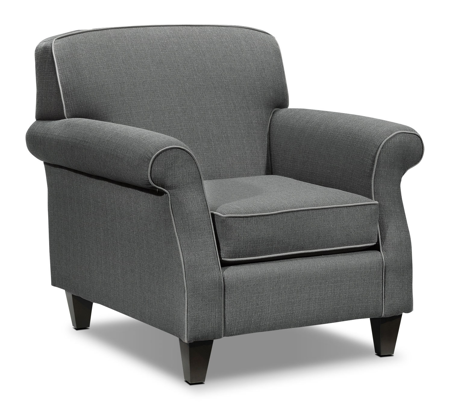 Aristo Chair - Grey