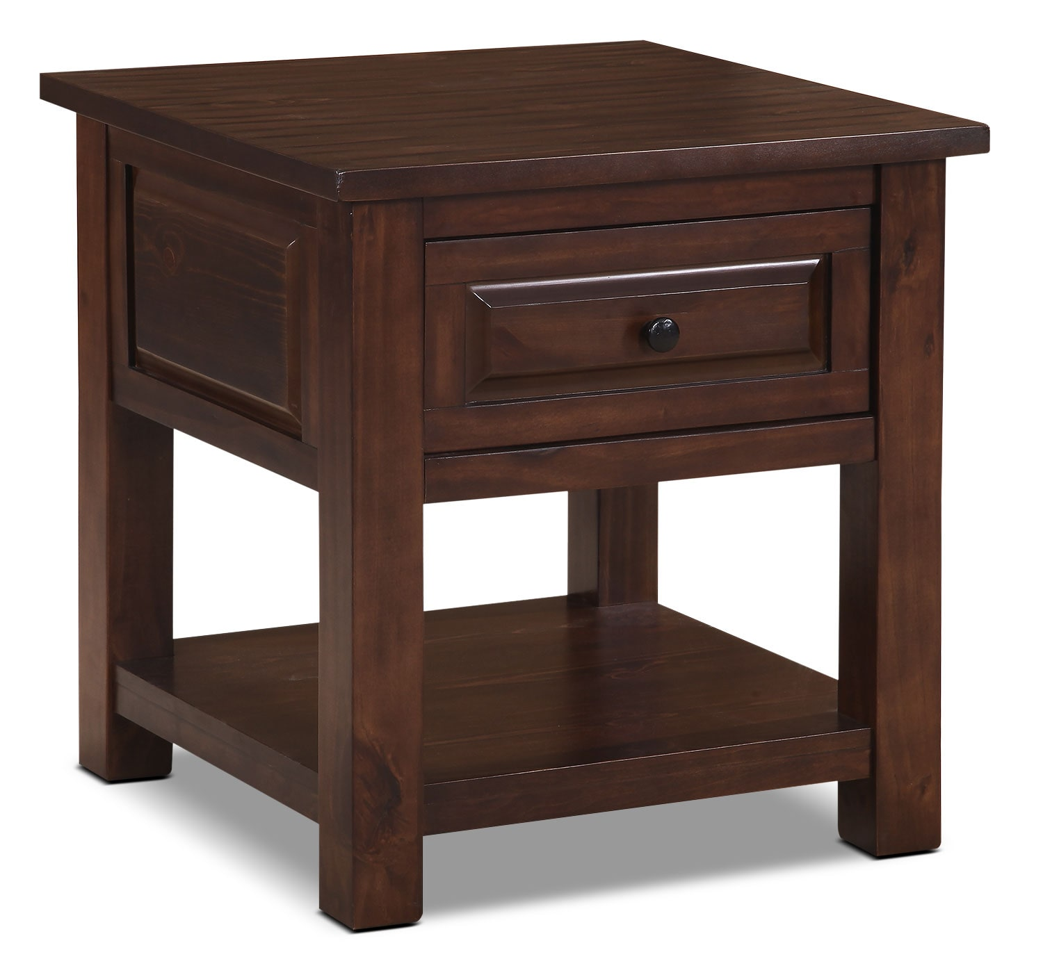 Accent and Occasional Furniture - Vienna End Table