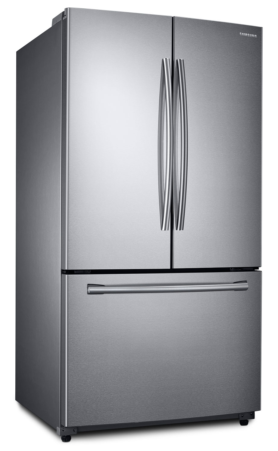 High End Fridges Samsung Stainless Steel French Door Refrigerator 255 Cu Ft