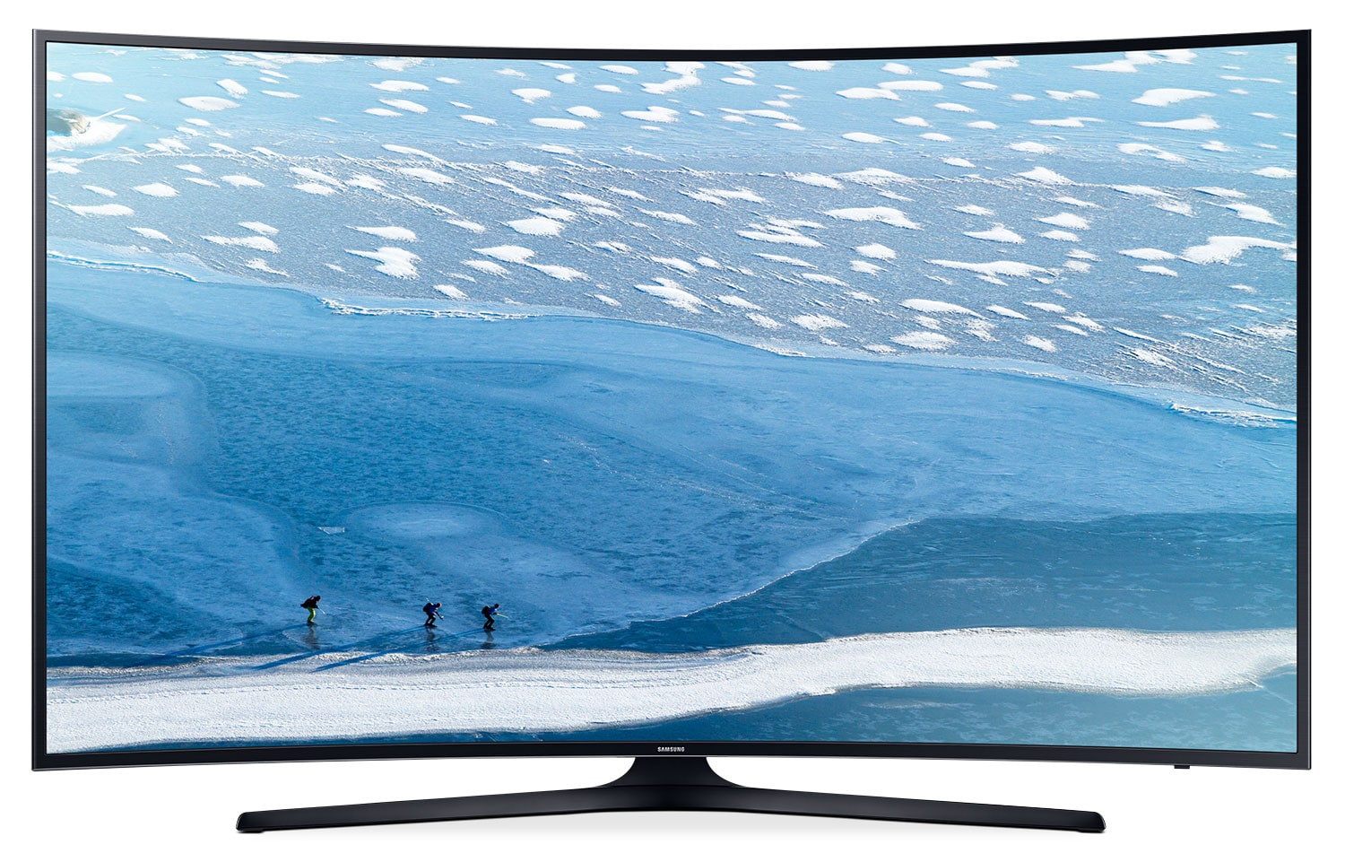 "Samsung 55"" KU6490 Curved UHD LED Smart Television"