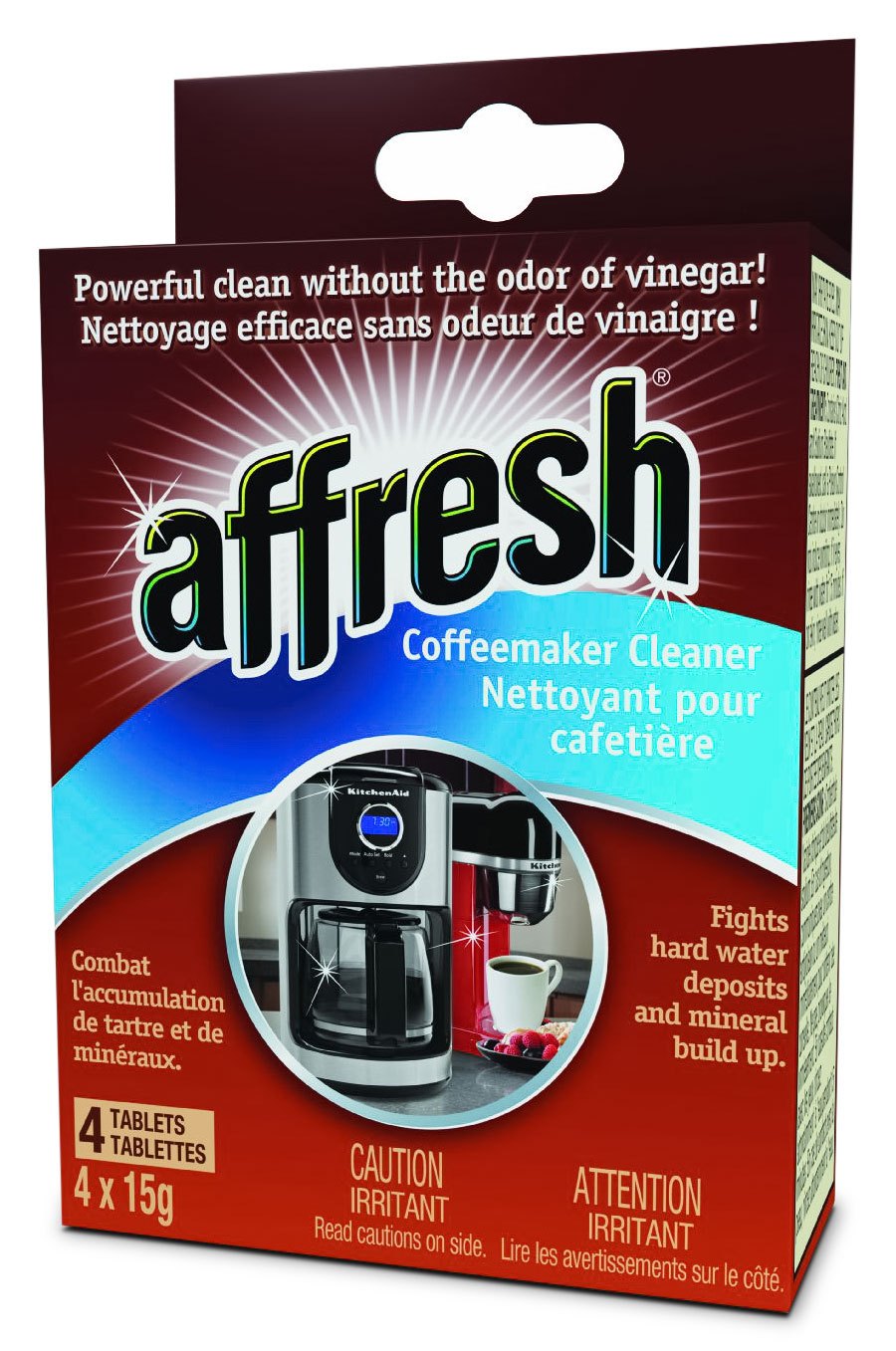 Washers and Dryers - Affresh Coffeemaker Cleaner