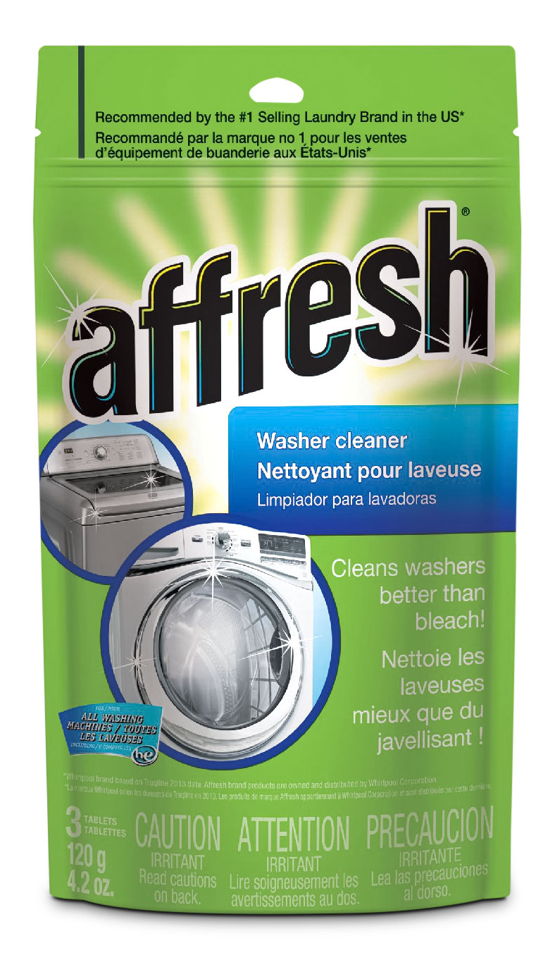 Washers and Dryers - Affresh High-Efficiency Washer Cleaner - W10135699