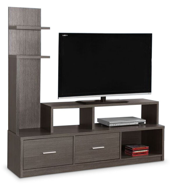 Online Only - Ari TV Stand - Grey
