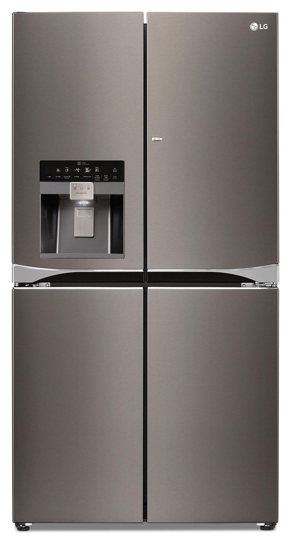 LG 30 Cu. Ft. French-Door Refrigerator - LPXS30866D