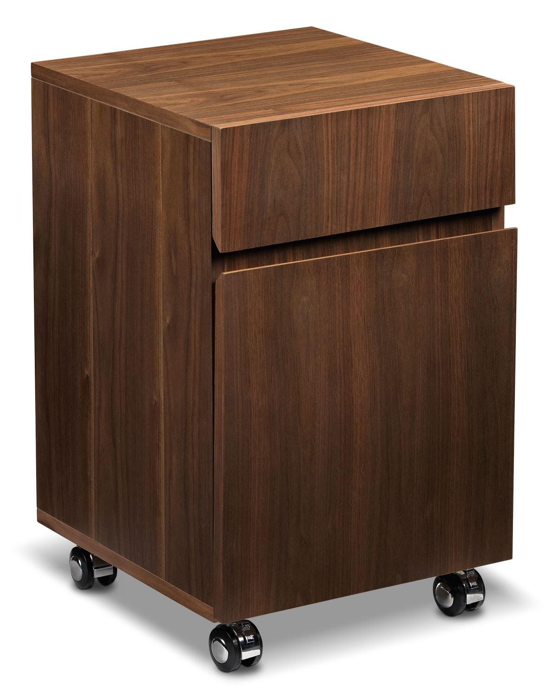 Barstow Filing Cabinet - Walnut