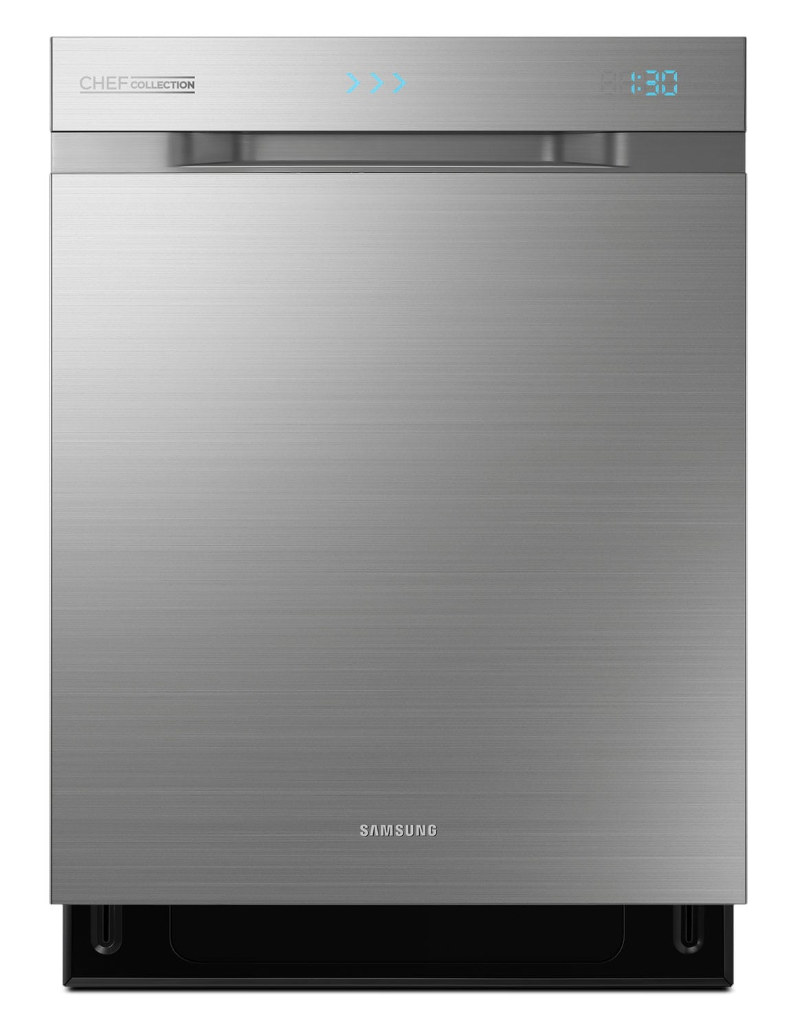 Clean-Up - Samsung Chef Collection Built-in Dishwasher – DW80H9970US/AC