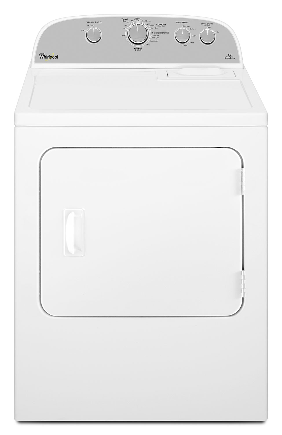 Whirlpool 7.0 Cu. Ft. Top-Load Electric Dryer – YWED4915EW