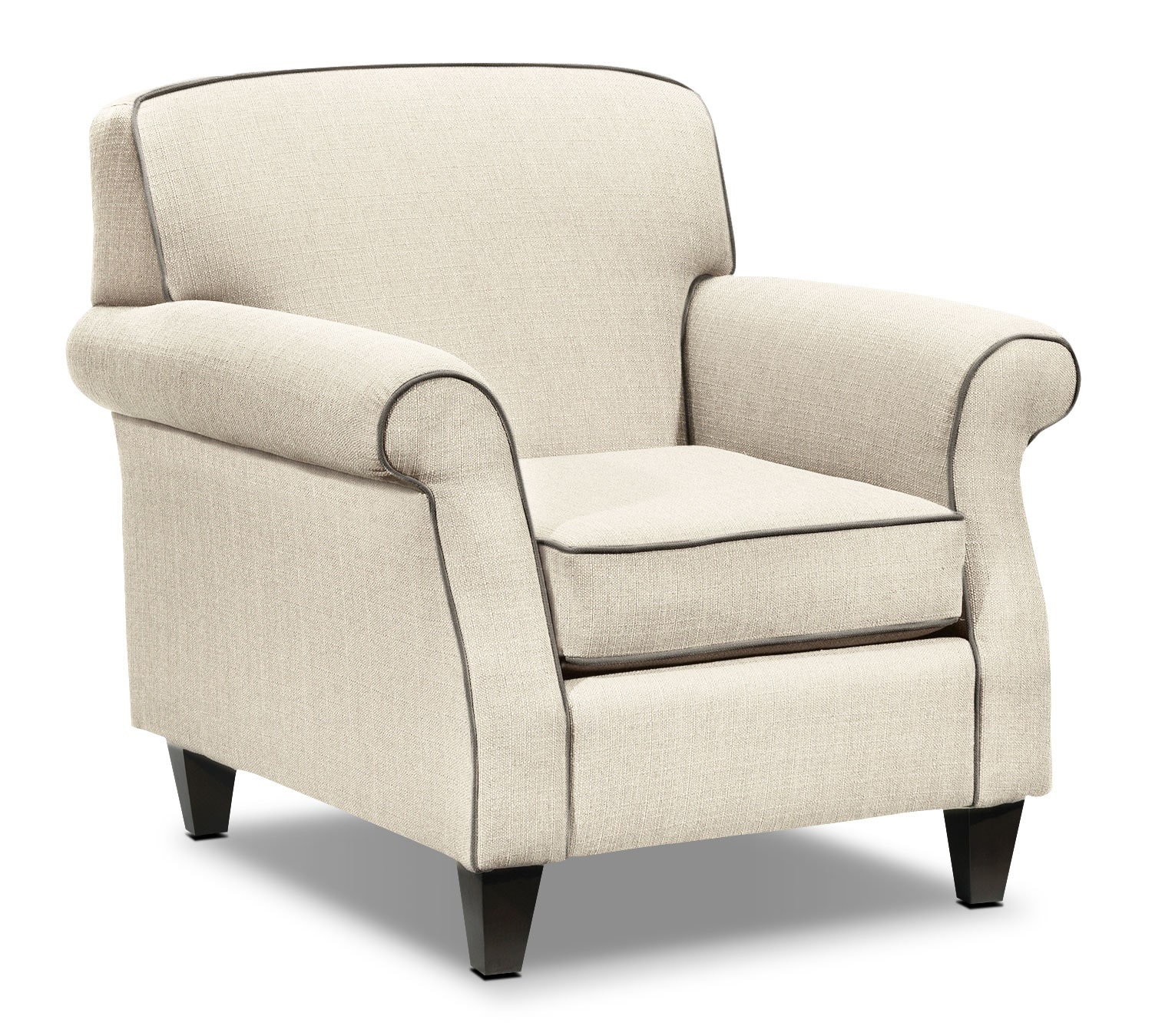 Aristo Chair - Ivory