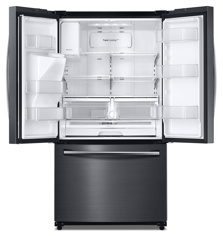 Samsung 26 Cu Ft French Door Refrigerator Black