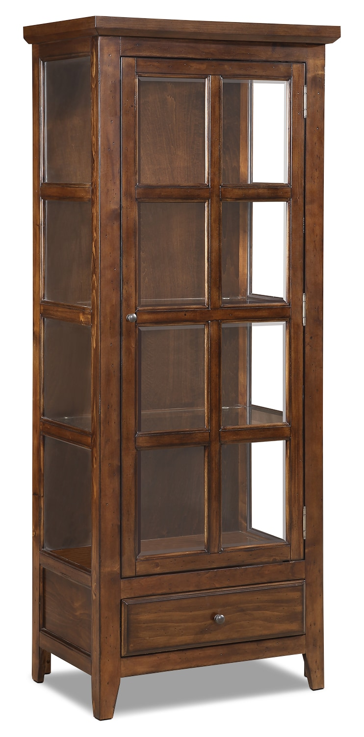 Accent and Occasional Furniture - Bardini Display Cabinet