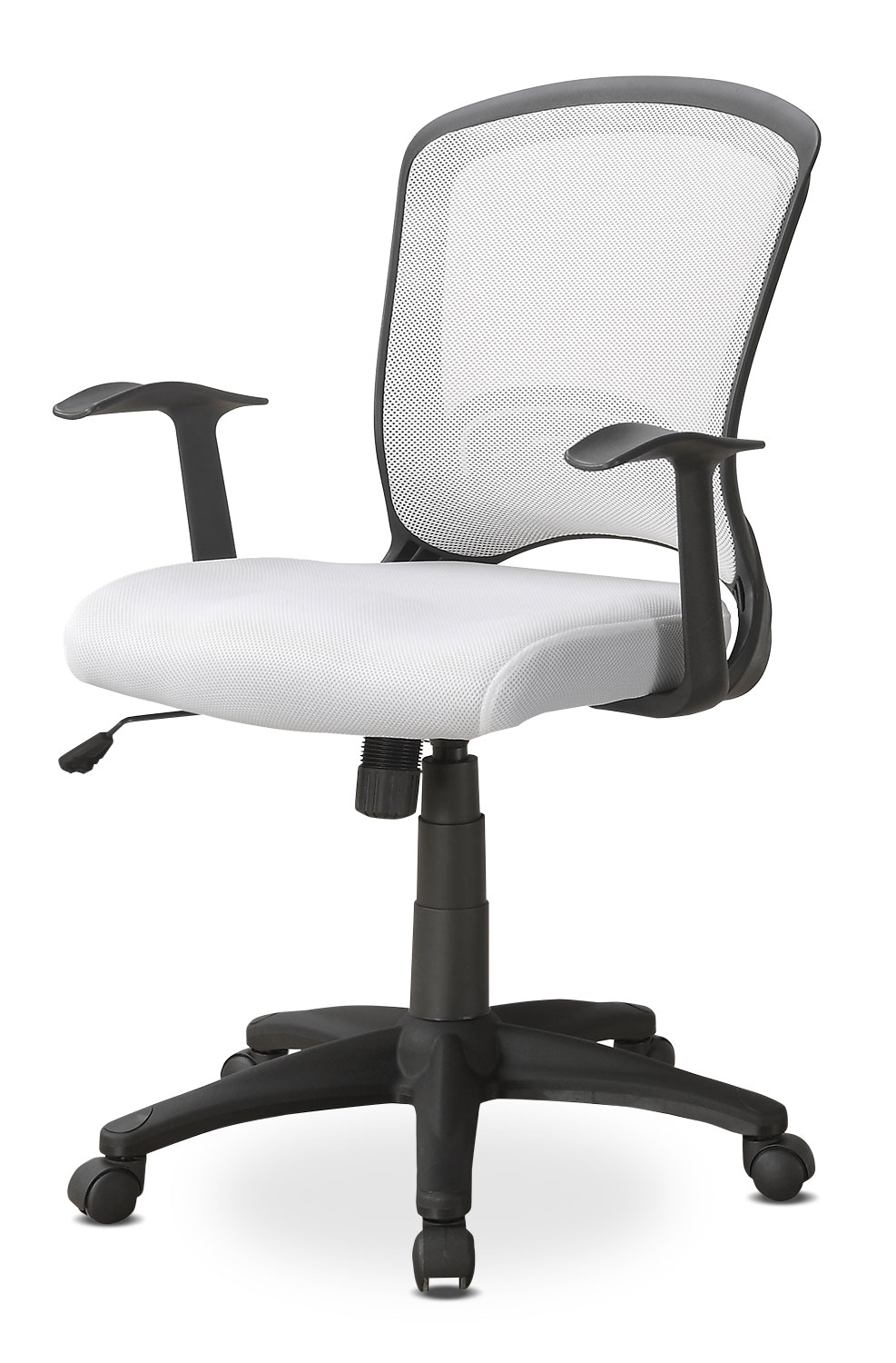 Home Office Furniture - Online Only - Reilly Office Chair - White