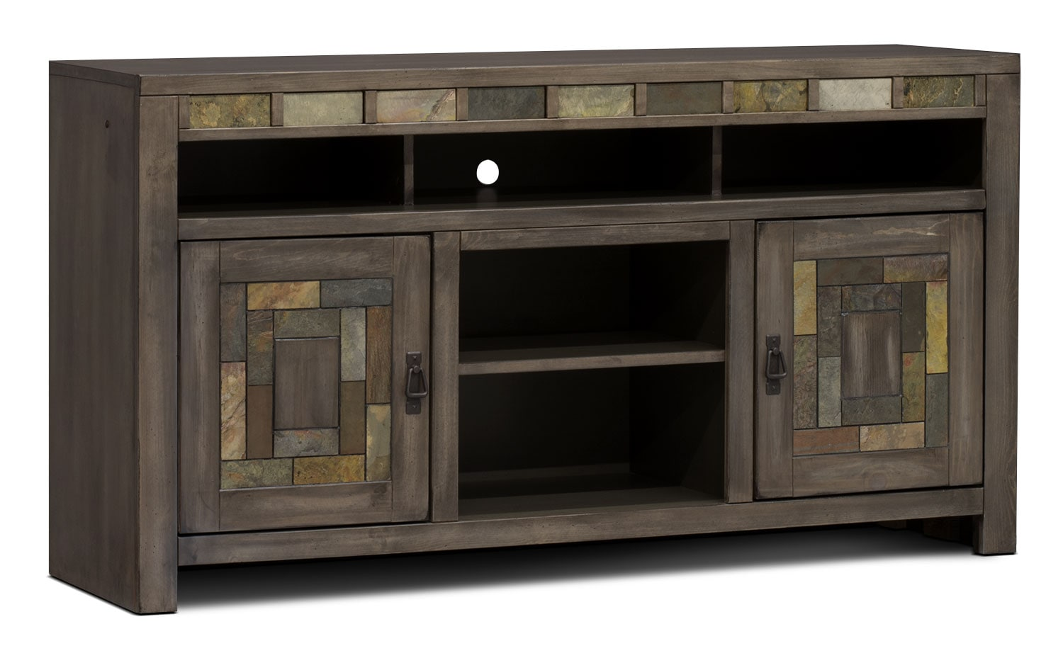 "Jakarta Solid Maple 60"" TV Stand"