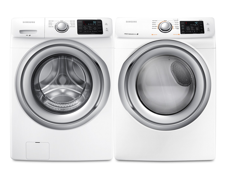 Samsung Laundry - WF42H5100AW/DV42H5200EW