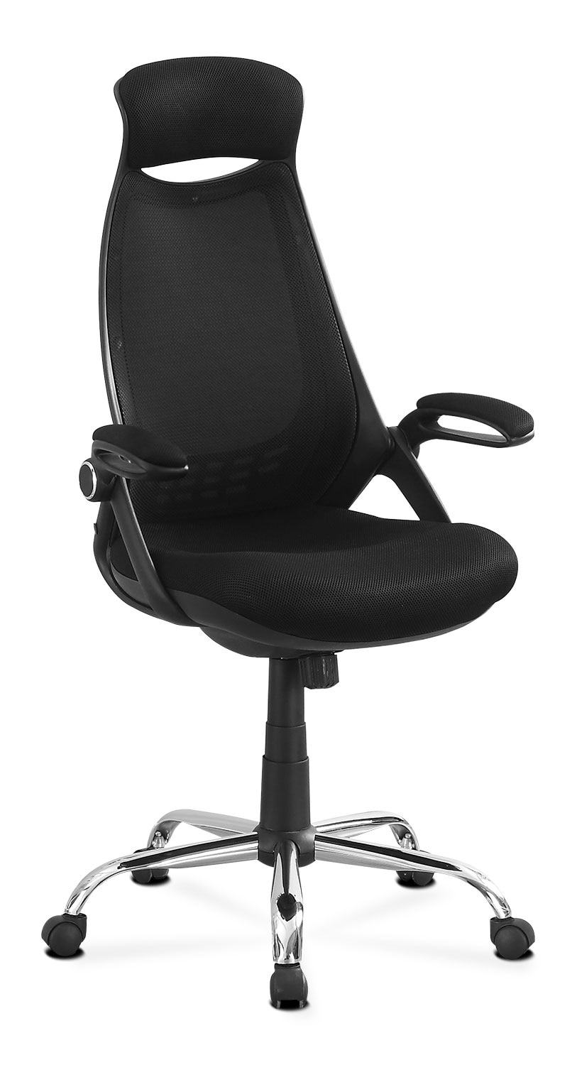 Home Office Furniture - Online Only - Astra Office Chair - Black