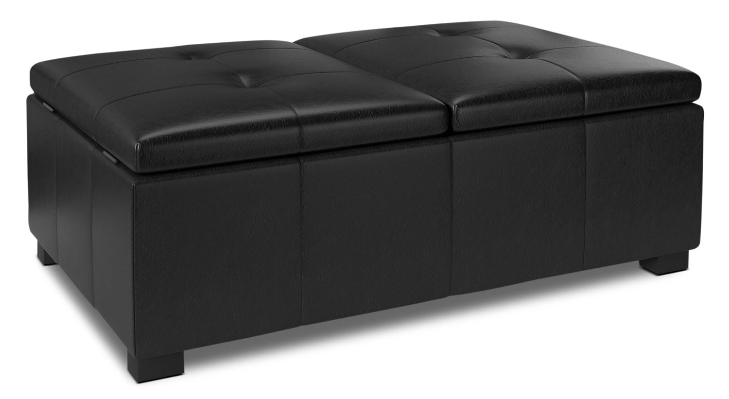 "Living Room Furniture - Isabela 47"" Storage Ottoman"