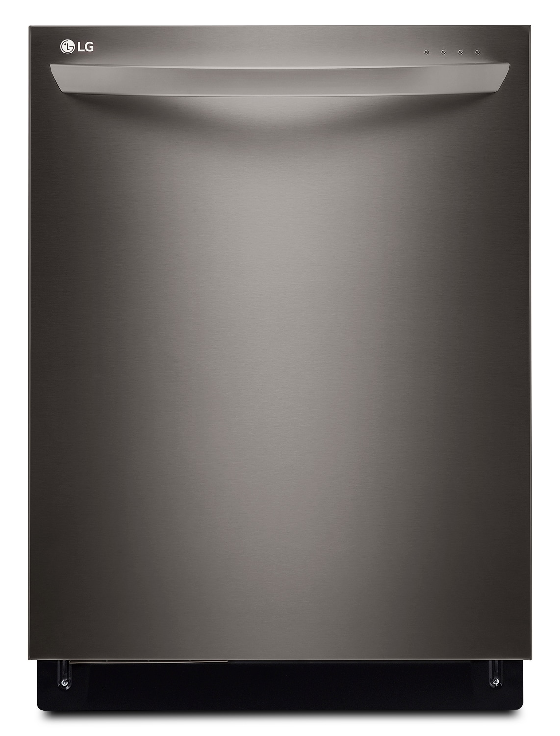"Clean-Up - LG 23.75"" Built-In Dishwasher – Black Stainless Steel LDT9965BD"