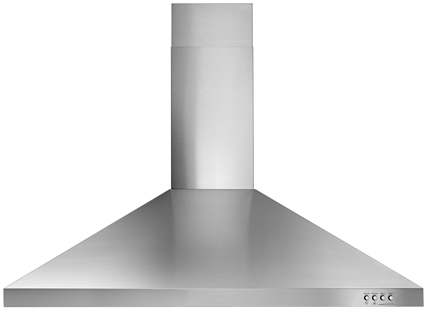 "Cooking Products - Whirlpool 36"" Wall Canopy Range Hood – WVW53UC6FS"