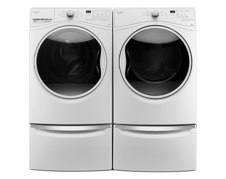 Whirlpool Laundry - WFW85HEFW / YWED85HEFW / WGD85HEFW
