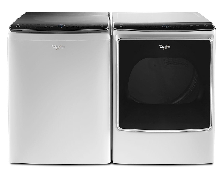 Whirlpool Laundry - WTW9500EW / WGD9500EW / YWED9500EW