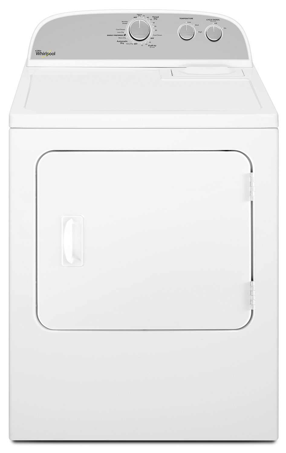 Washers and Dryers - Whirlpool 7.0 Cu. Ft. Electric Dryer – YWED4815EW