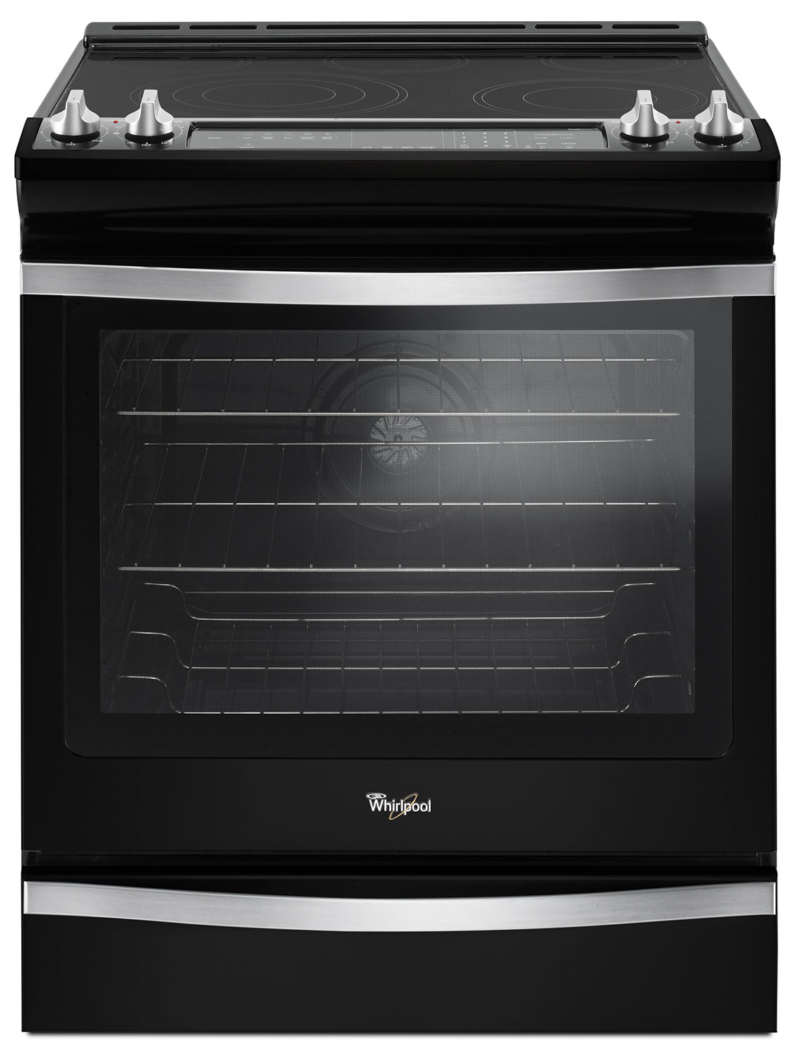 Cooking Products - Whirlpool 6.4 Cu. Ft. Slide-In Electric Range – YWEE745H0FE
