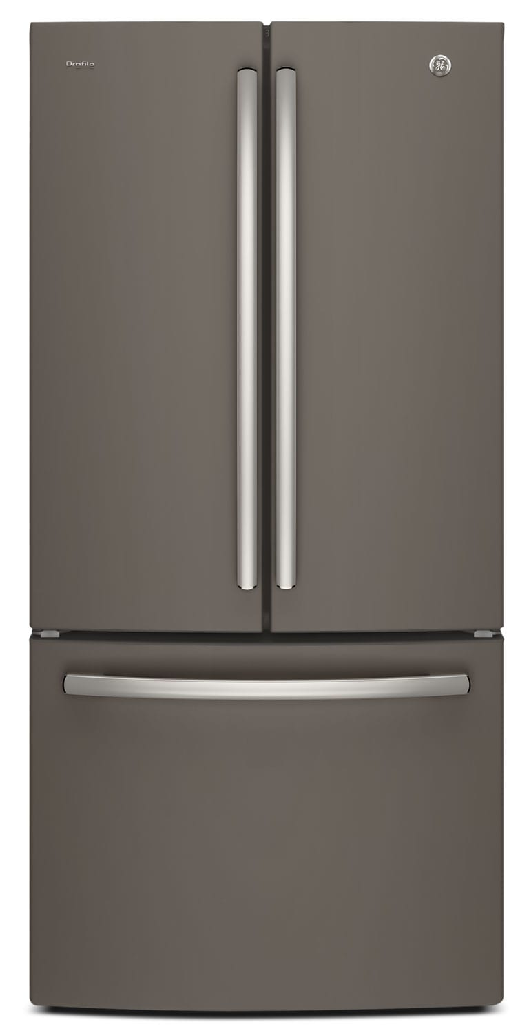 GE 24.8 Cu. Ft. French-Door Refrigerator with Internal Water Dispenser – PNE25JMKES