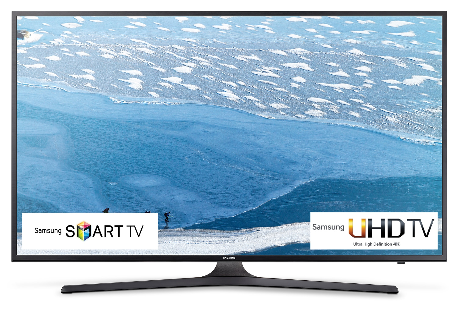 "Samsung 55"" 4K UHD Smart LED TV - UN55KU6290FXZC"