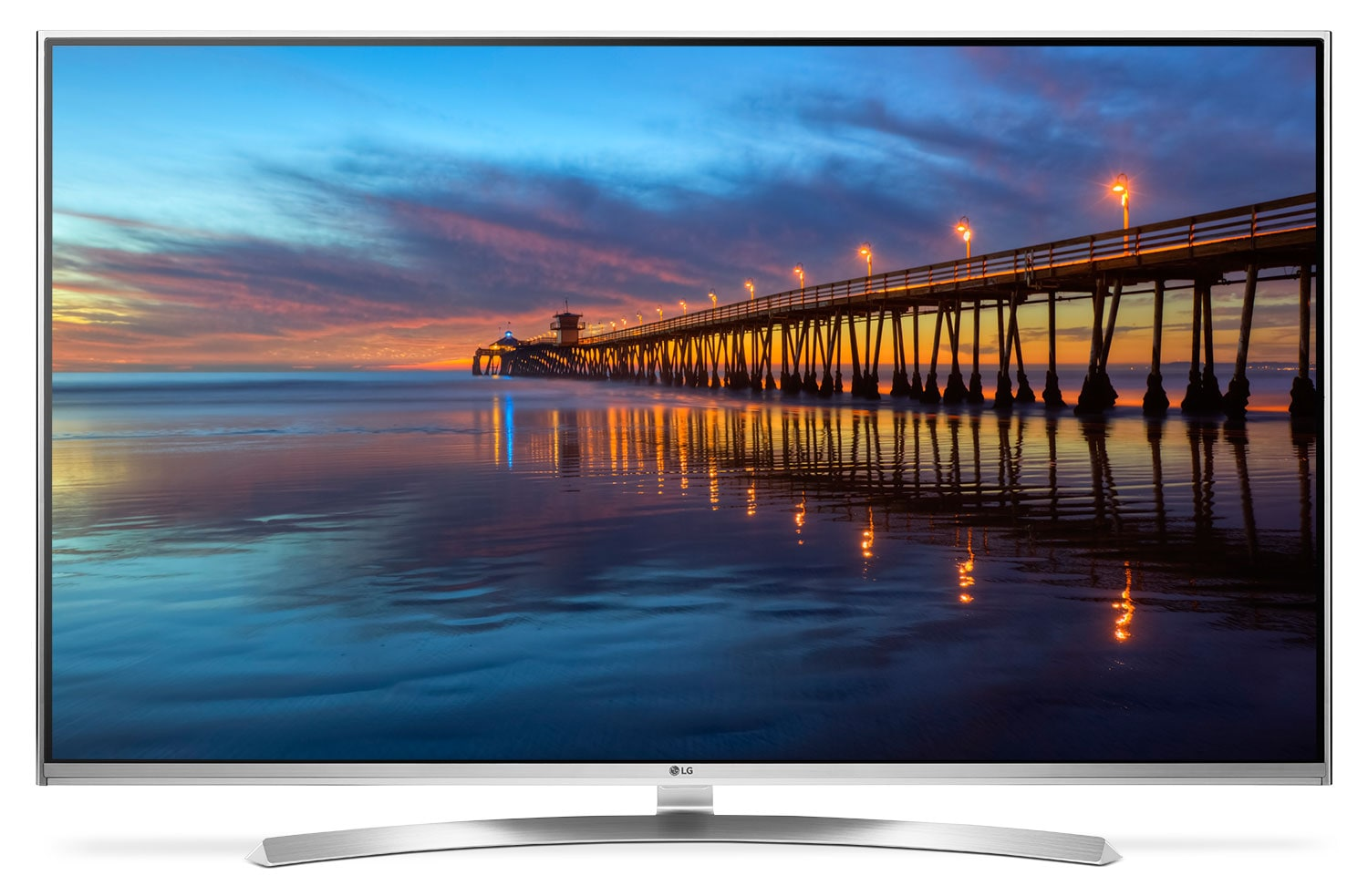 """Televisions - LG 65"""" UH8500 4K Super UHD Smart LED™ Television with webOS 3.0"""