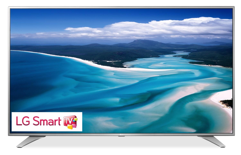 "Televisions - LG 55"" 4K UHD Smart LED TV - 55UH6550"