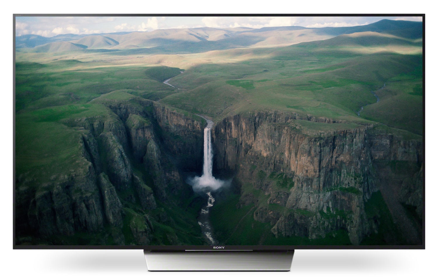 """Televisions - Sony 55"""" X850D 4K HDR Television with Android TV"""