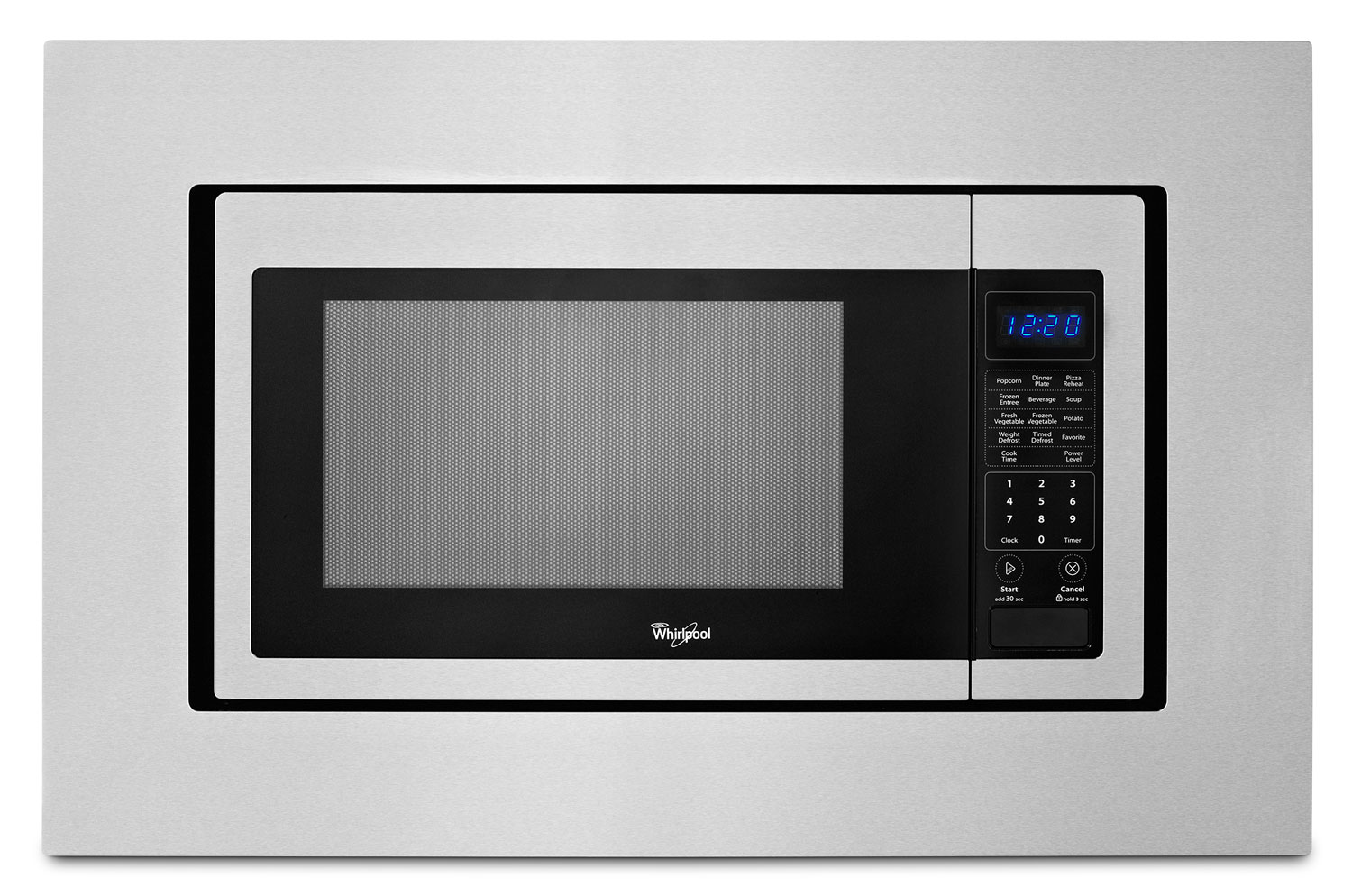 "Appliance Accessories - KitchenAid 30"" Microwave Trim Kit – Stainless"